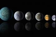 6наиболее похожих наЗемлю планет