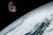 Получены первые фотографии с метеоспутника нового поколения