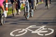 Велосипедистов обвинили в загрязнении воздуха