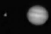 OSIRIS-REx сделала снимки Юпитера и трех его лун