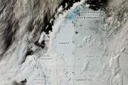 Самый полный взгляд на Антарктический полуостров и его ледники