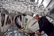 Немецкие ученые намерены включить «самое большое искусственное Cолнце»