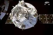 Первый грузовой космический корабль КНР успешно состыковался с орбитальным модулем