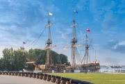 Вторая декада сентября в Воронеже — экскурсия в июль