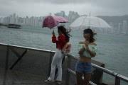 Тайфун «Ханун» пронесся над югом Китая