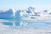 Как тает лед в Арктике?