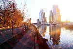 Погода в Москве: из рекордов тепла в глубокую осень