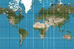 Наши карты ошибочны: модель, которая показывает, как мир выглядит на самом деле